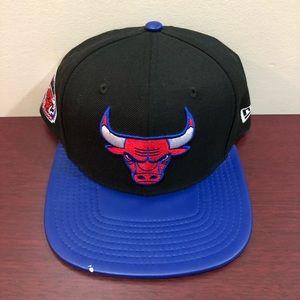 New Era 9Fifty Snapback Hat, Chicago Bulls